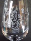 La Brise d'Anjou sur verre