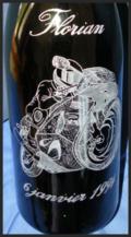 Motard sur bouteille 1